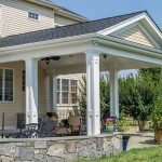 Baltimore custom porch design