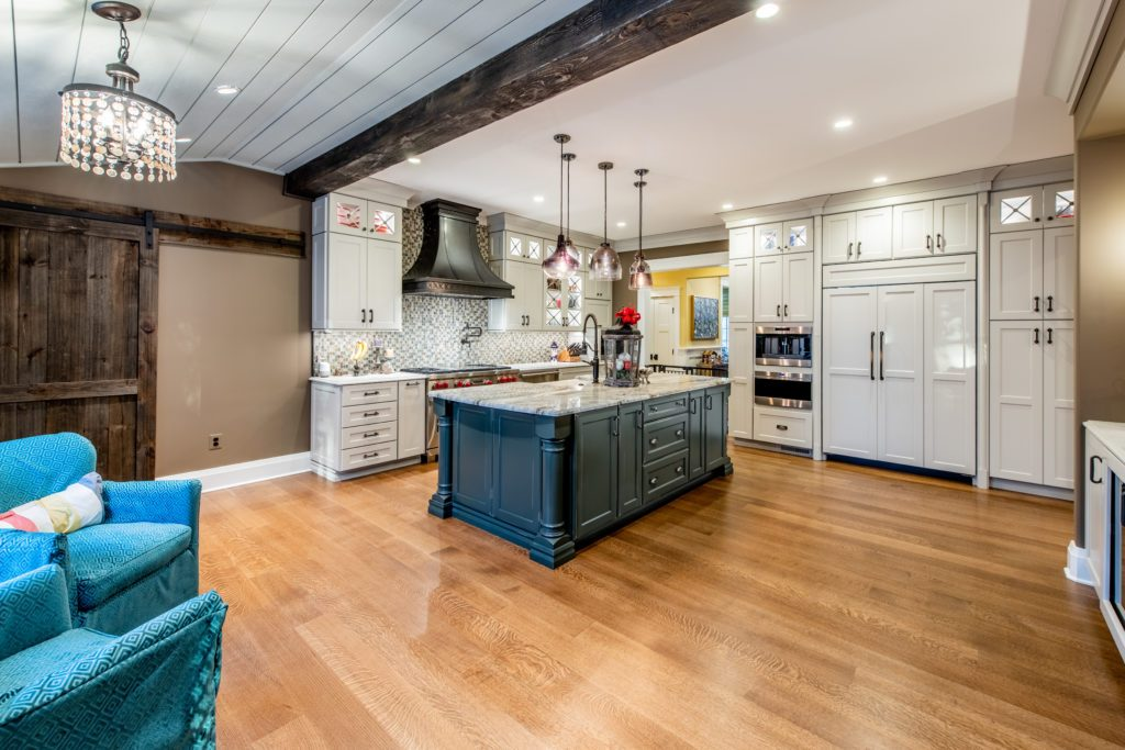 Are you ready to remodel the kitchen? Call Cossentino & Sons today!
