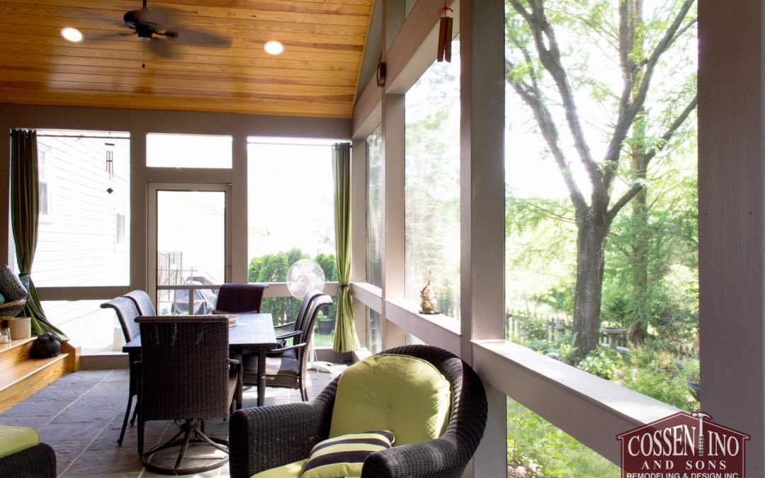 A High-Quality Sunroom Delivers Year-Round Comfort