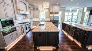 decide on a kitchen remodel contractor